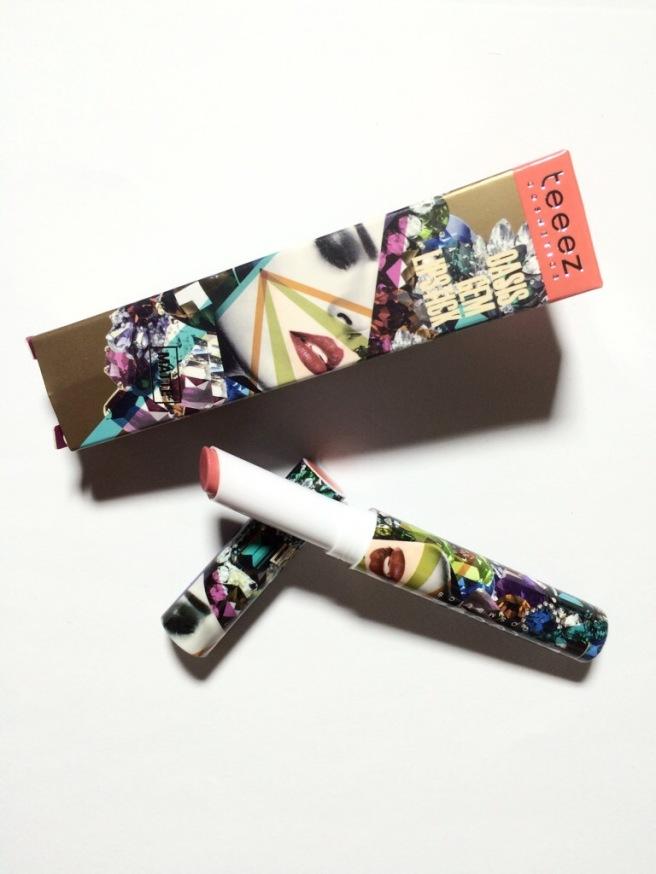 teeez cosmetics lipstick
